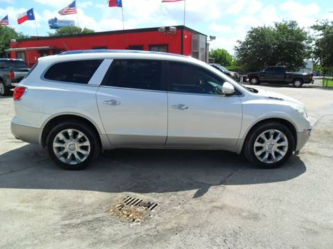 2011 Buick Enclave Cxl 2 4dr Crossover W 2xl In Houston Tx