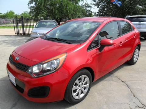 2013 Kia Rio5 for sale at Talisman Motor City in Houston TX
