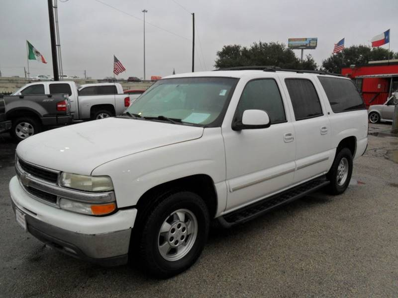 The Best 2003 Chevrolet Suburban Lt 1500