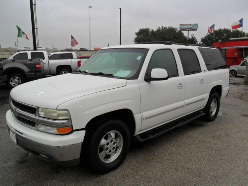 The Best 2003 Chevrolet Suburban Lt 1500