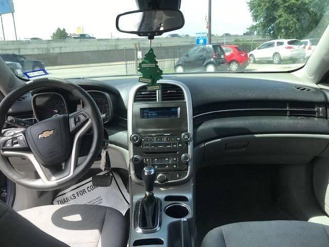 2015 Chevrolet Malibu LS 4dr Sedan - Houston TX