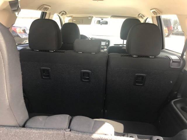 2014 Mitsubishi Outlander SE 4dr SUV - Houston TX
