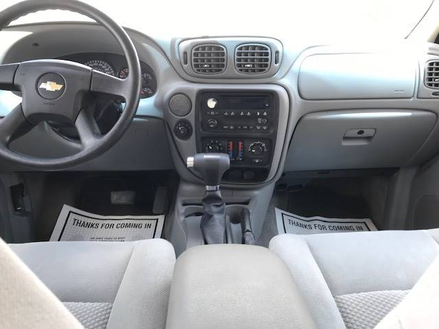 2009 Chevrolet TrailBlazer 4x2 LT1 4dr SUV - Houston TX