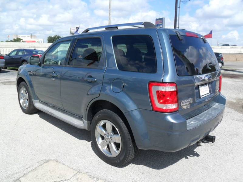 2010 Ford Escape Limited 4dr SUV - Houston TX