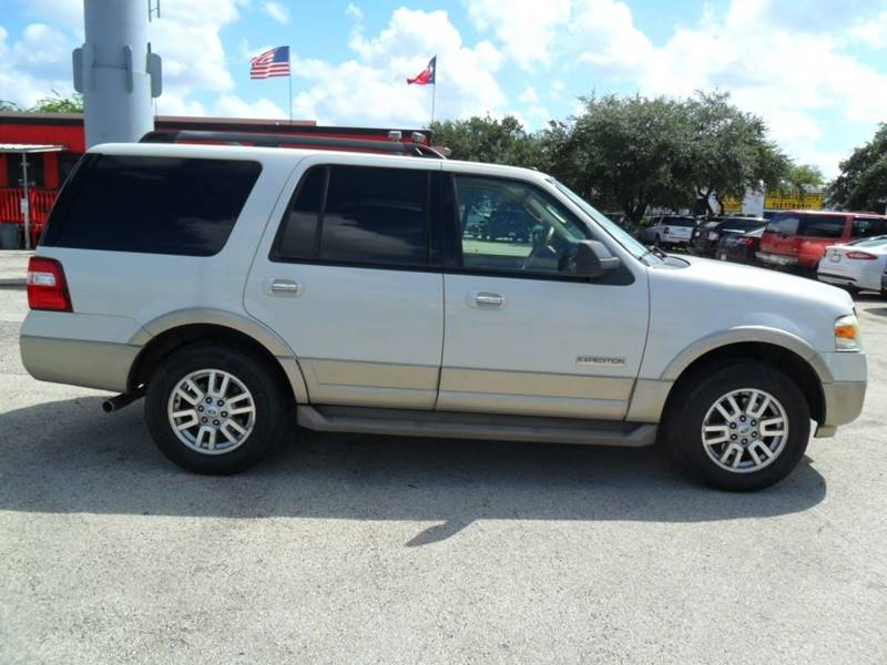 2008 Ford Expedition 4x2 Eddie Bauer 4dr SUV - Houston TX