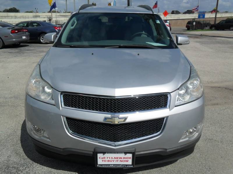 2011 Chevrolet Traverse LT 4dr SUV w/2LT - Houston TX