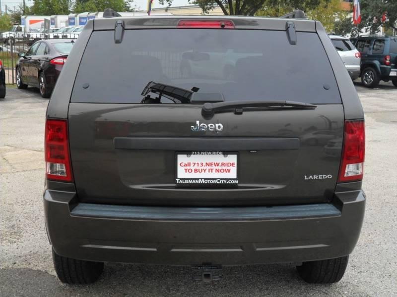 2005 Jeep Grand Cherokee Laredo 4dr SUV - Houston TX