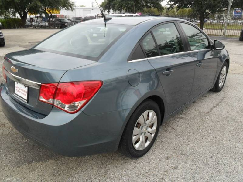 2012 Chevrolet Cruze LS 4dr Sedan - Houston TX