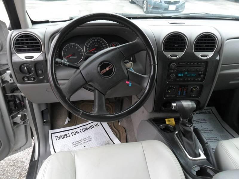 2007 GMC Envoy SLE 4dr SUV - Houston TX