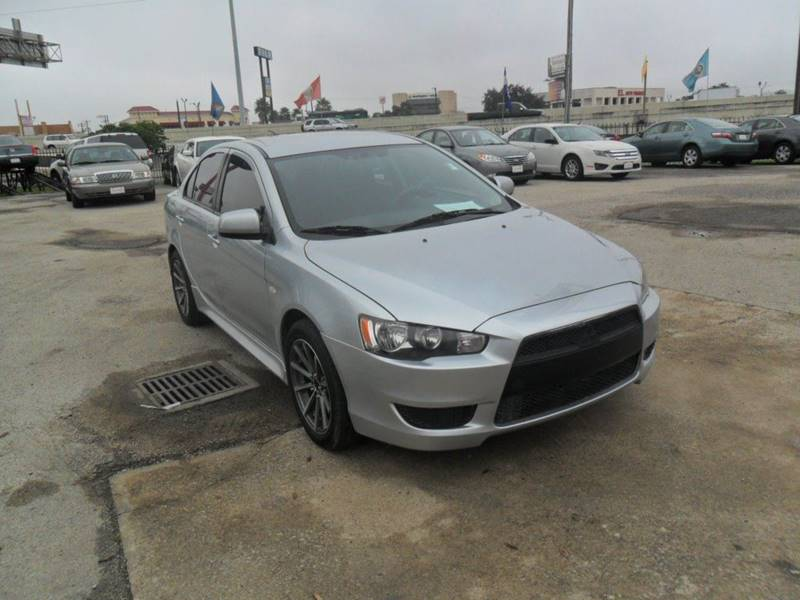 2012 Mitsubishi Lancer ES 4dr Sedan CVT - Houston TX