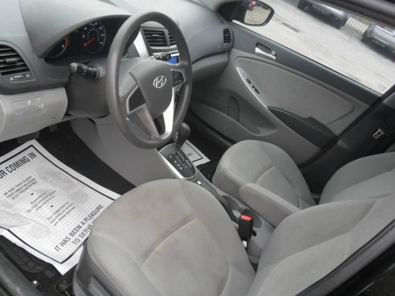 2014 Hyundai Accent GS 4dr Hatchback - Houston TX