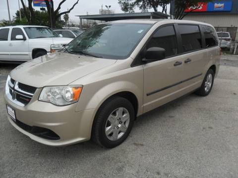 2013 Dodge Grand Caravan American Value Package for sale at Talisman Motor City in Houston TX