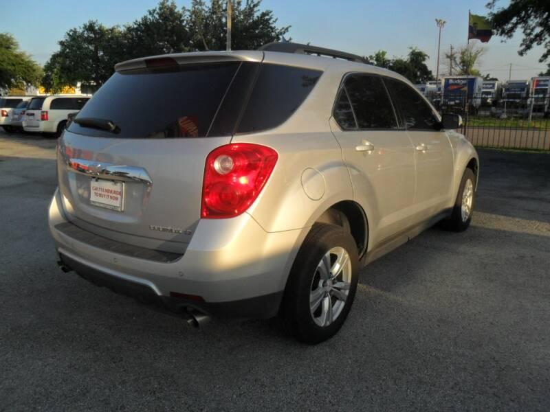 2014 Chevrolet Equinox LT 4dr SUV w/2LT - Houston TX