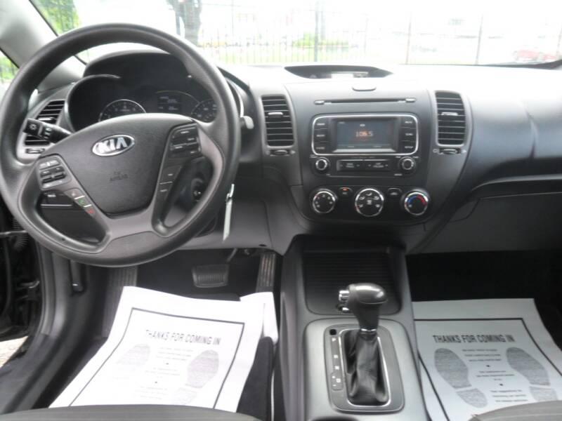 2016 Kia Forte LX 4dr Sedan 6A - Houston TX