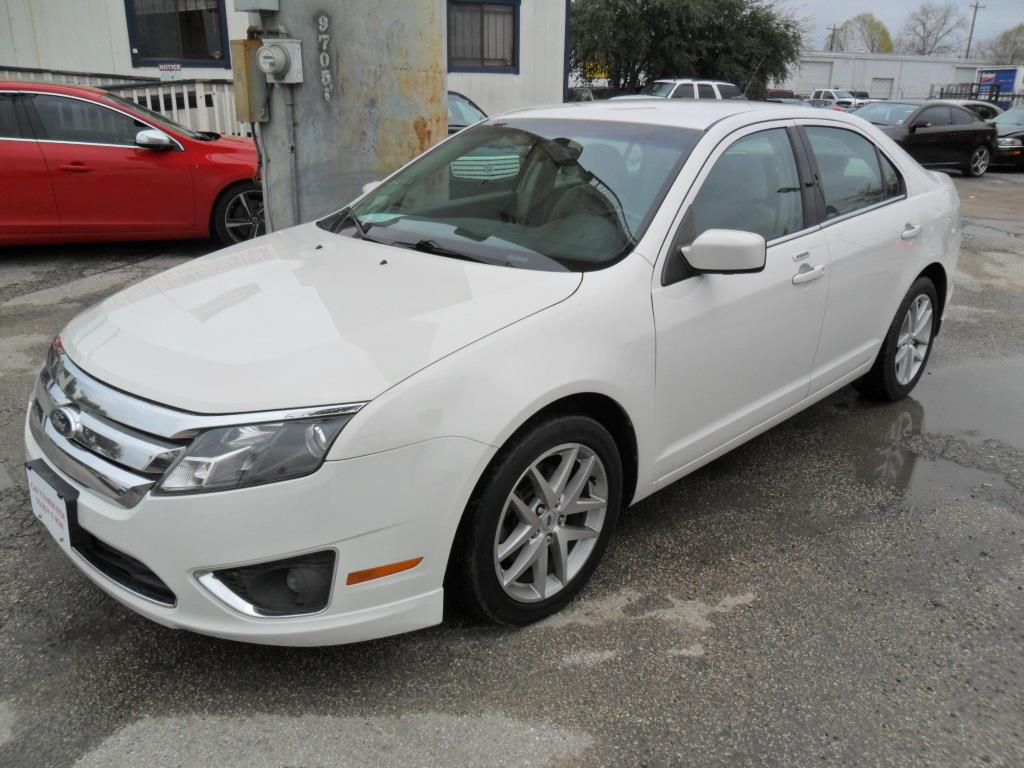 2010 ford fusion sel 4dr sedan houston tx