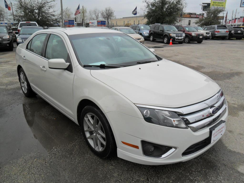 2010 ford fusion sel 4dr sedan in houston tx talisman motor city. Black Bedroom Furniture Sets. Home Design Ideas