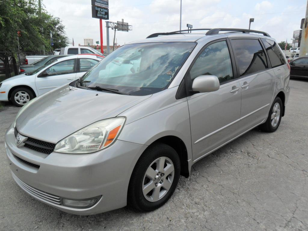 2004 toyota sienna xle a5 in houston tx talisman motor city. Black Bedroom Furniture Sets. Home Design Ideas
