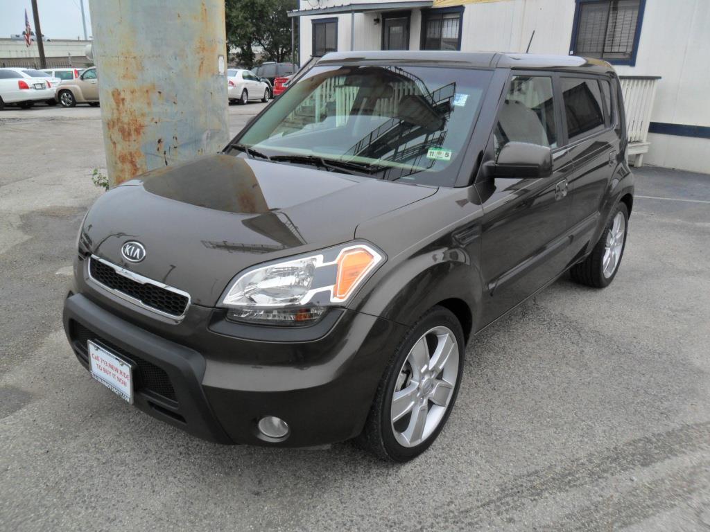 2010 Kia Soul + 4dr Wagon 4A - Houston TX