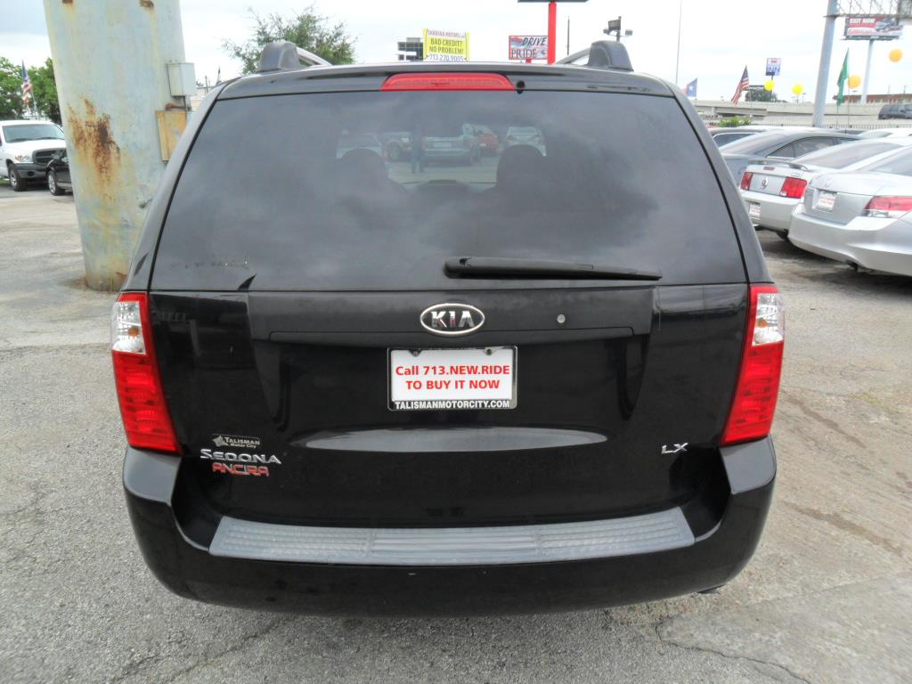 2006 Kia Sedona Lx A5 In Houston Tx Talisman Motor City