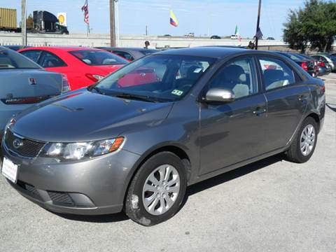 2010 Kia Forte for sale at Talisman Motor City in Houston TX