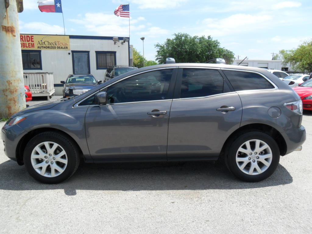 2007 mazda cx 7 grand touring in houston tx talisman motor city. Black Bedroom Furniture Sets. Home Design Ideas