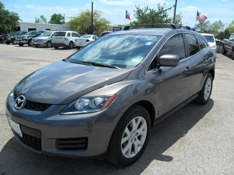 2007 Mazda CX-7 for sale at Talisman Motor City in Houston TX