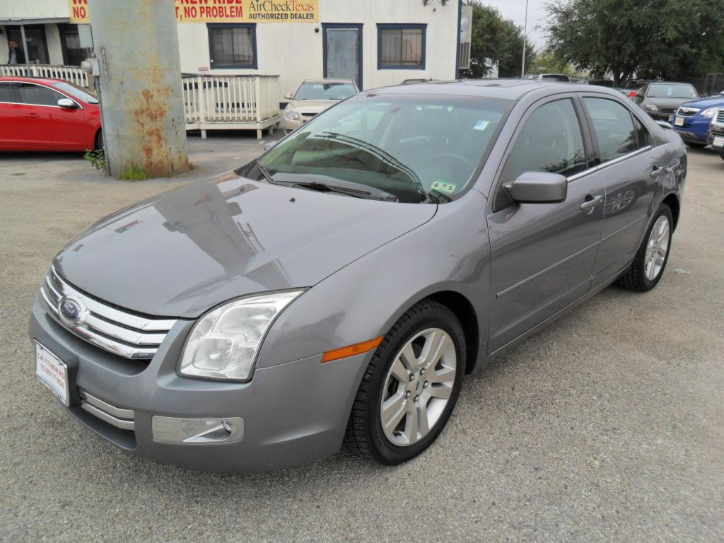 2007 ford fusion v6 sel 4dr sedan in houston tx talisman motor city. Black Bedroom Furniture Sets. Home Design Ideas