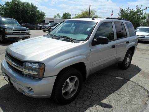 2007 Chevrolet TrailBlazer for sale at Talisman Motor City in Houston TX