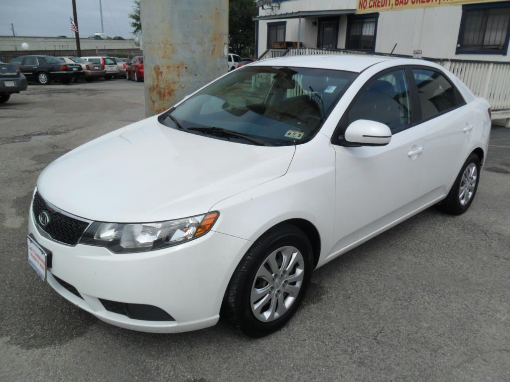 2011 kia forte ex 4dr sedan 6a in houston tx talisman motor city. Black Bedroom Furniture Sets. Home Design Ideas