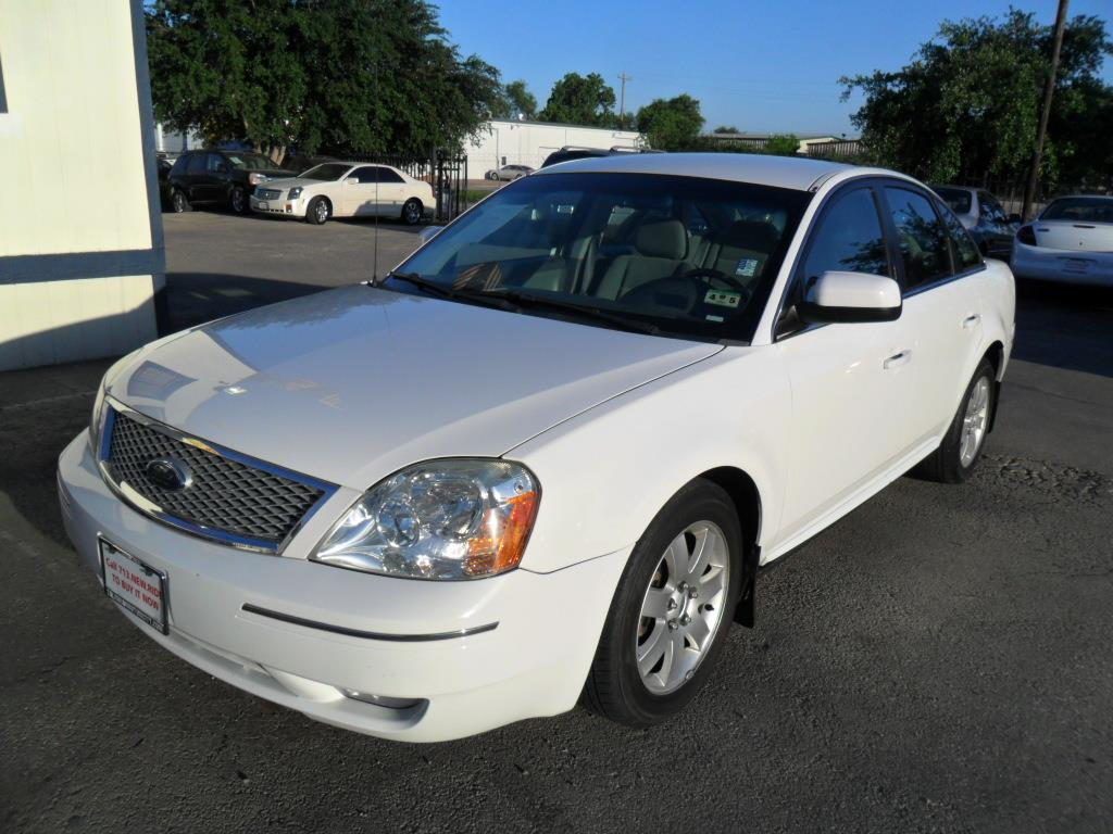 2007 ford five hundred sel 4dr sedan in houston tx talisman motor city. Black Bedroom Furniture Sets. Home Design Ideas