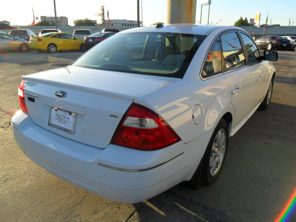 2007 Ford Five Hundred SEL 4dr Sedan - Houston TX