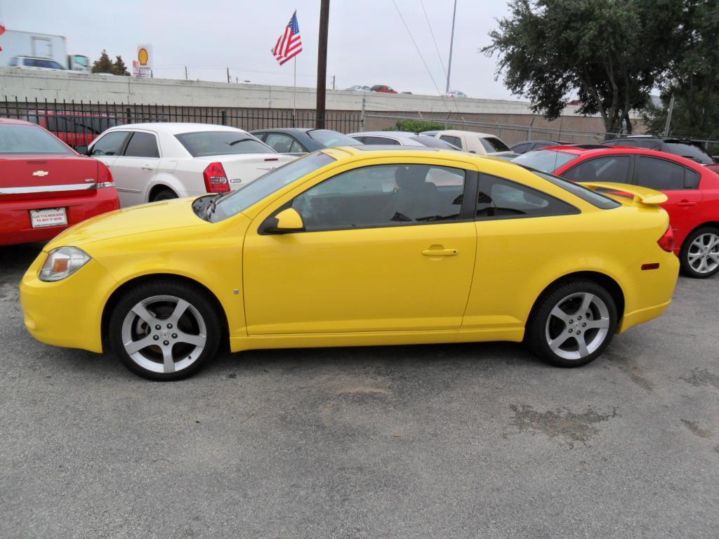 2007 Pontiac G5 GT 2dr Coupe - Houston TX