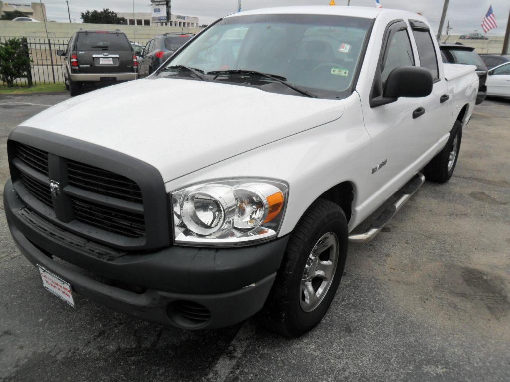 2008 Dodge Ram Pickup 1500 for sale at Talisman Motor City in Houston TX
