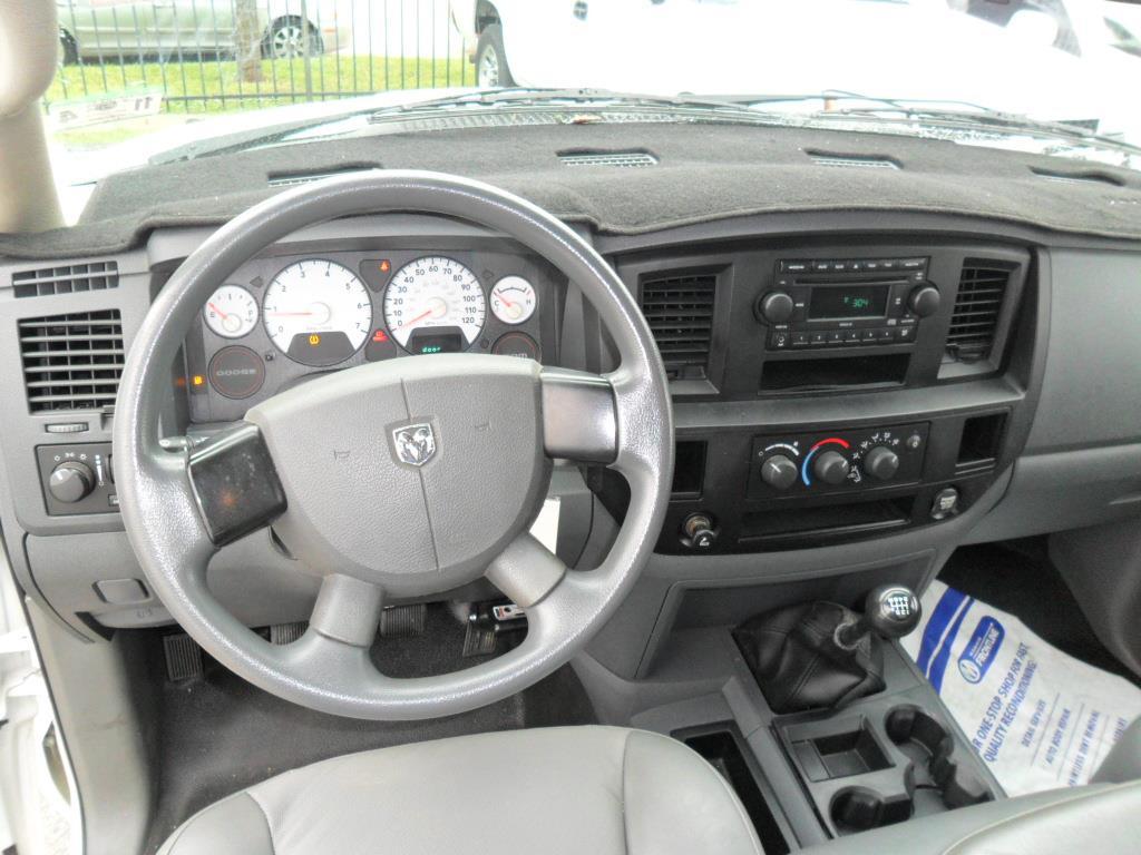 2008 Dodge Ram Pickup 1500 ST 4dr Quad Cab SB RWD - Houston TX
