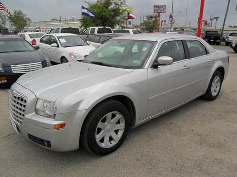 2005 Chrysler 300 for sale at Talisman Motor City in Houston TX