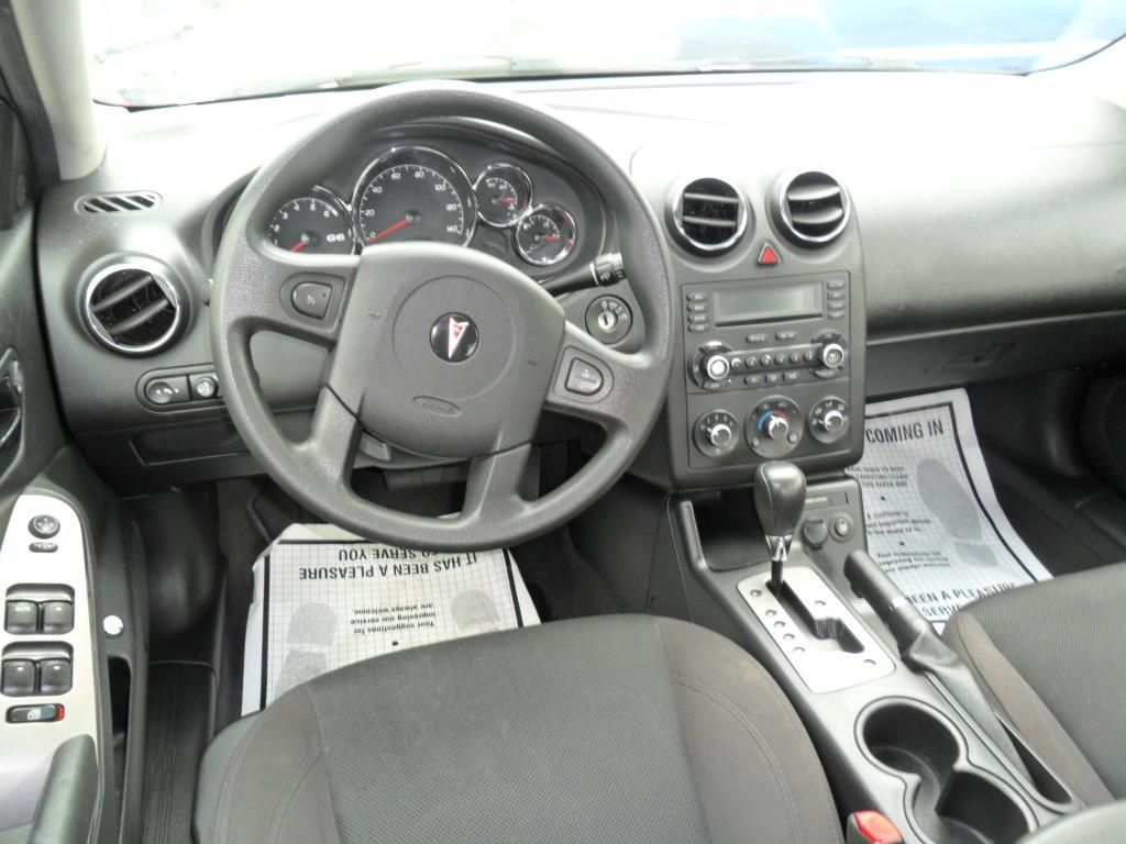 2006 Pontiac G6 GT 4dr Sedan - Houston TX
