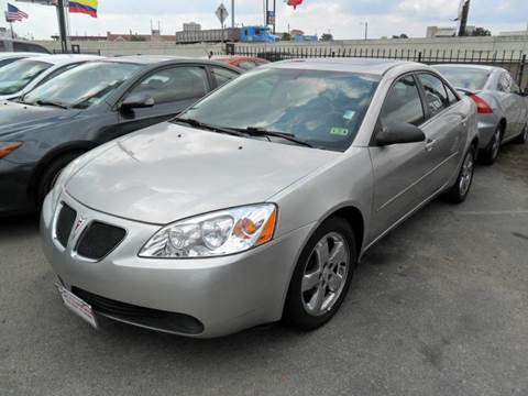 2006 Pontiac G6 for sale at Talisman Motor City in Houston TX