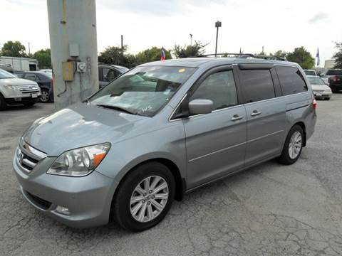 2006 Honda Odyssey for sale at Talisman Motor City in Houston TX