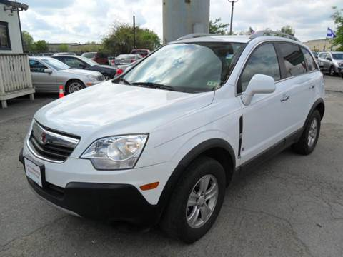 2008 Saturn Vue for sale at Talisman Motor City in Houston TX