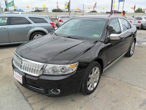 2007 Lincoln MKZ for sale in Houston, TX