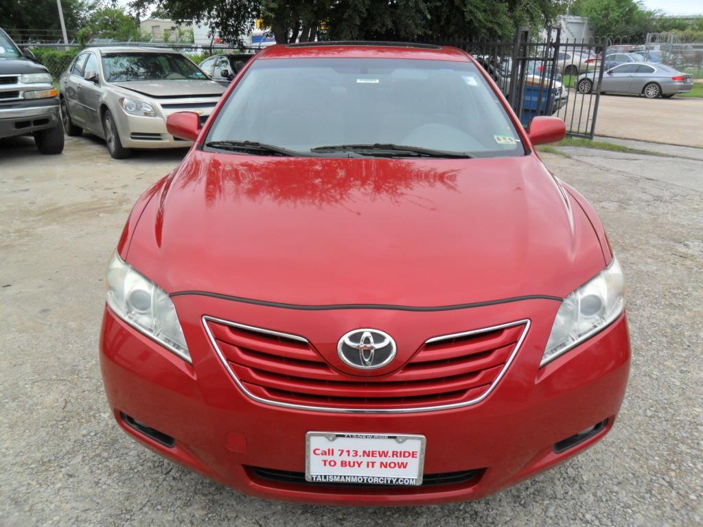 Toyota Houston Tx 2007 Toyota Camry Xle 4dr Sedan In Houston Tx Talisman Motor City