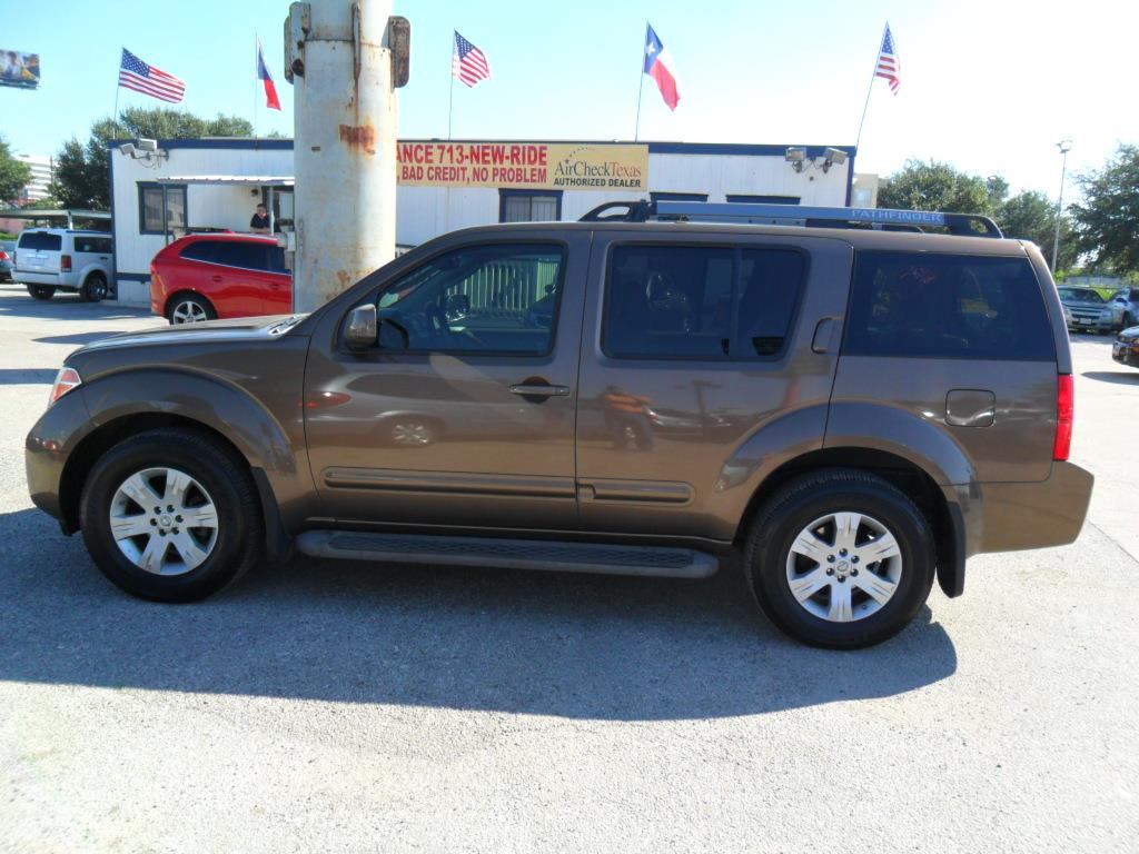 2005 nissan pathfinder le 4dr suv in houston tx talisman motor city email for price vanachro Gallery