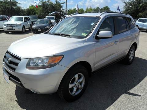 2007 Hyundai Santa Fe for sale at Talisman Motor City in Houston TX