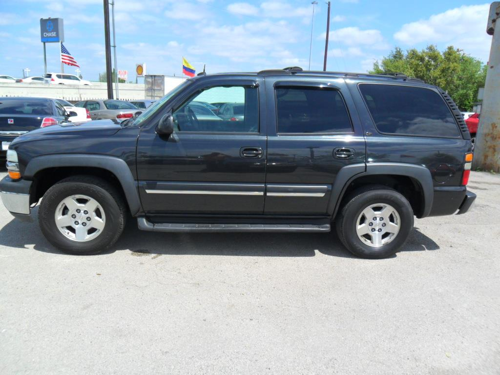 2004 chevrolet tahoe ls 4dr suv in houston tx talisman. Black Bedroom Furniture Sets. Home Design Ideas