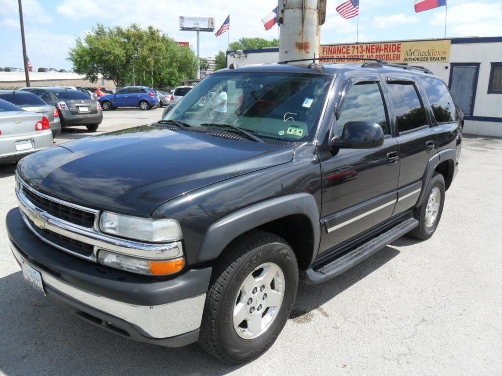 2004 Chevrolet Tahoe for sale at Talisman Motor City in Houston TX