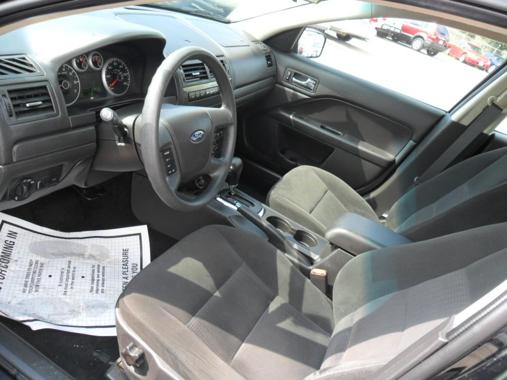 2007 Ford Fusion V6 SE 4dr Sedan - Houston TX