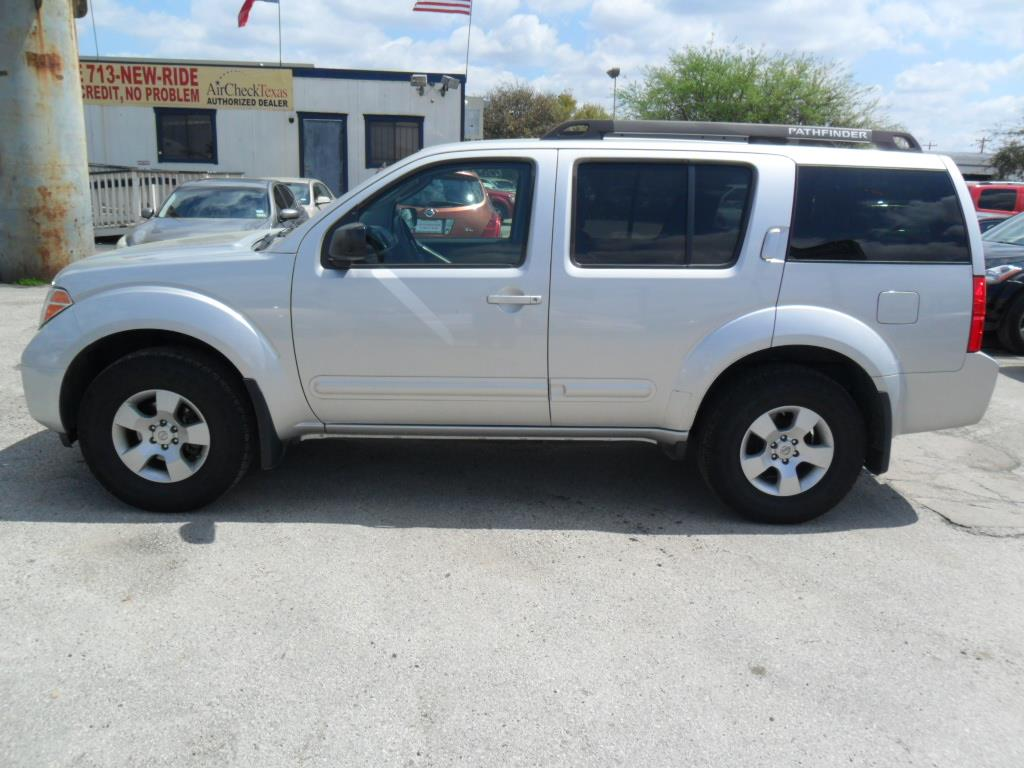 2007 Nissan Pathfinder S 4dr Suv In Houston Tx Talisman Motor City 07 Trailer Wiring Email For Price