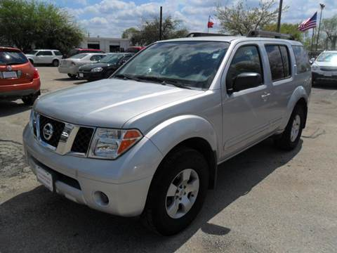 2007 Nissan Pathfinder for sale at Talisman Motor City in Houston TX