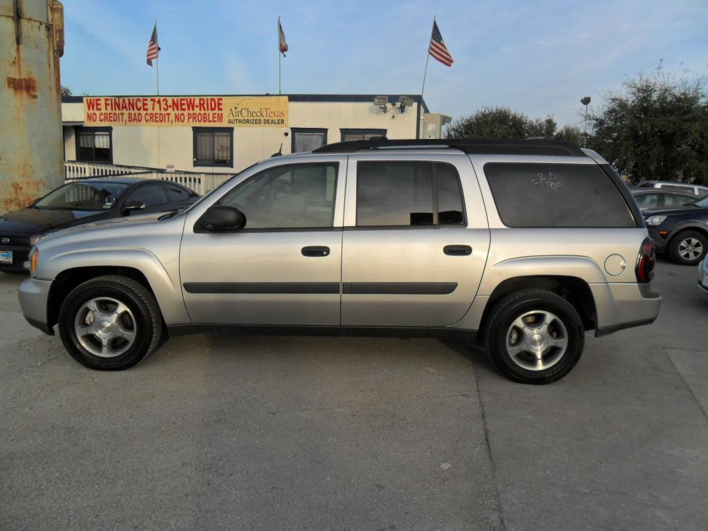 2005 chevrolet trailblazer ext ls 4dr suv in houston tx. Black Bedroom Furniture Sets. Home Design Ideas