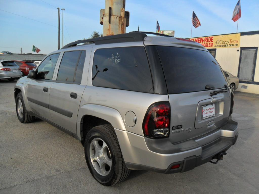 2005 Chevrolet TrailBlazer EXT LS 4dr SUV - Houston TX